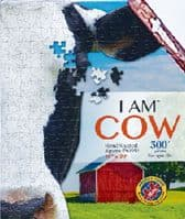 I AM COW - 300 Pieces Madd Capp Puzzles